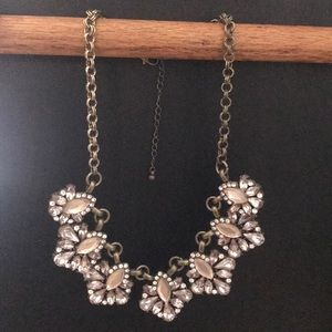 Jewelry - Pink / blush statement necklace